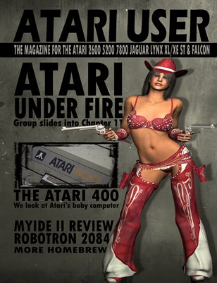 Atari User Issue 22 Volume 2