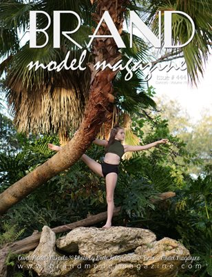 Brand Model Magazine  Issue # 444, Dancers - Vol. 19