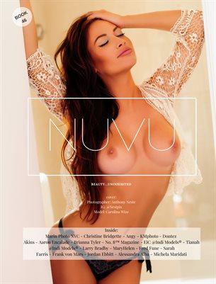 Nuvu Magazine Nude Book 46 Feat. Carolina Wize