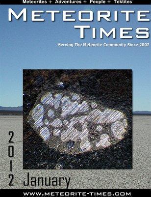 Meteorite Times Magazine - January 2012