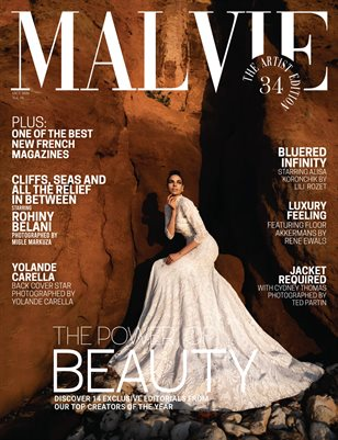 MALVIE Mag The Artist Edition Vol 34 October 2020