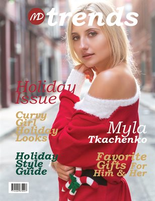 2018 Holiday Issue
