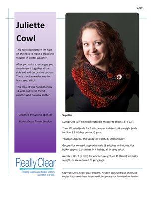 Juliette Cowl