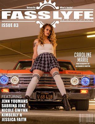 FASS LYFE ISSUE 83 FT. CAROLINE MARIE