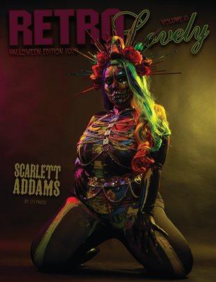 Halloween 2020 - VOL 15 – Scarlett Addams Cover