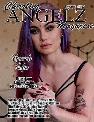 Charliez Angelz Issue #17- Hannah Sofia