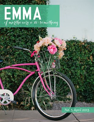 Emma Magazine April 2013