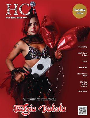 Issue #60 - Jadzia Dakota
