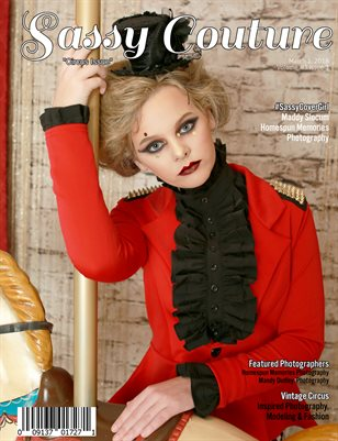 Sassy Couture Magazine Circus Issue March 2018