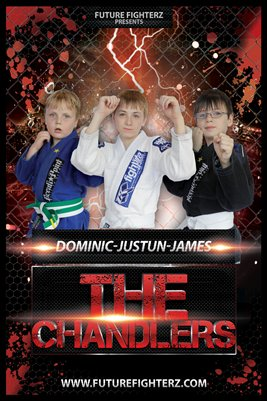 The Chandlers Poster