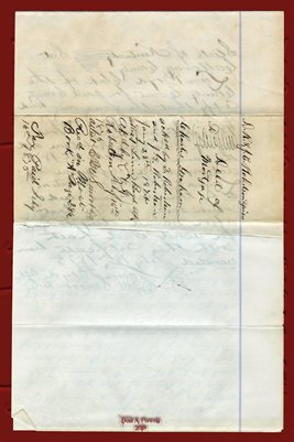 (PAGES 1-2) 1875 DEED OF MORTGAGE D.R. & J.E. ROBERTSON TO CHARLES GRAHAM
