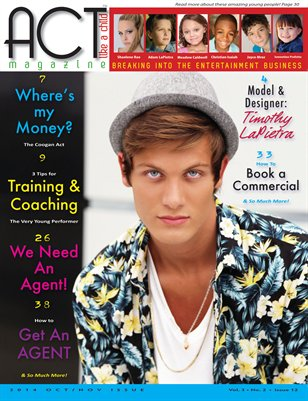 ACT Like A Child Magazine Issue 12