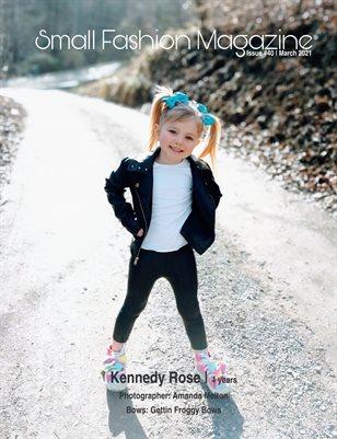 Small Fashion Magazine Issue #40
