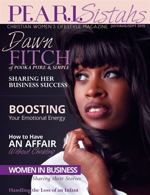 Pearl Sistahs Magazine - July 2015