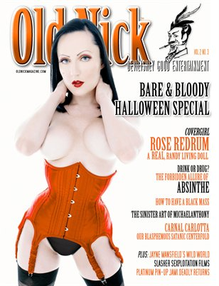 Bare & Bloody Halloween Special!