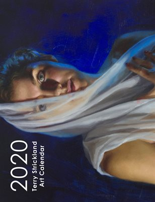 Terry Strickland Art Calendar 2020