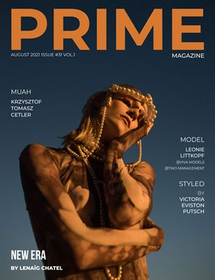 PRIME MAG August 2021 ISSUE #31