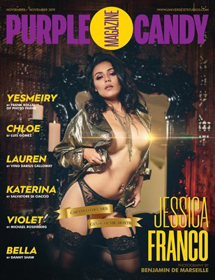 PURPLE CANDY MAGAZINE NOVEMBER 2019