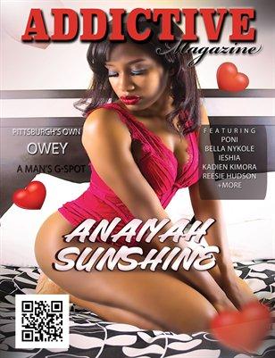 Anaiyah Sunshine - Lingerie