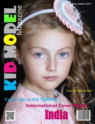 Kid Model Magazine Anniversary Issue 2017