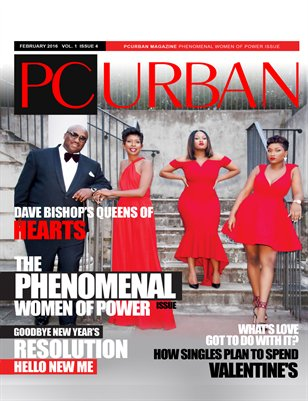 Dave Bishop's Queens of Heart, Phenomenal Women of Power Issue