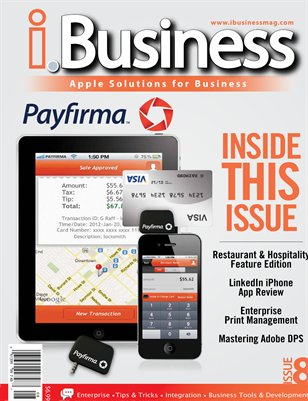 i.Business Magazine Issue #8