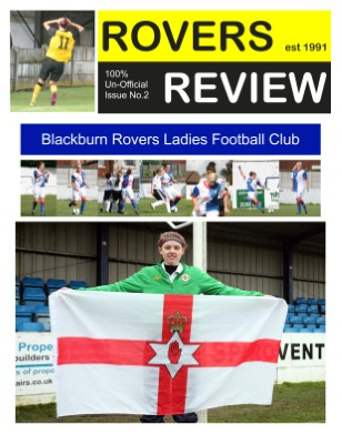 Blackburn Rovers Ladies FC - Rovers Review Issue 2