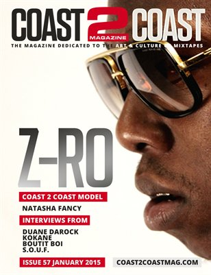 Coast 2 Coast Magazine Issue #57