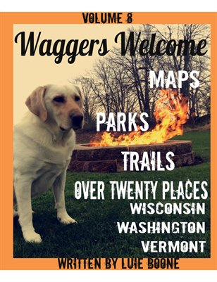 Waggers Welcome - Volume 8 - Lassies Loved