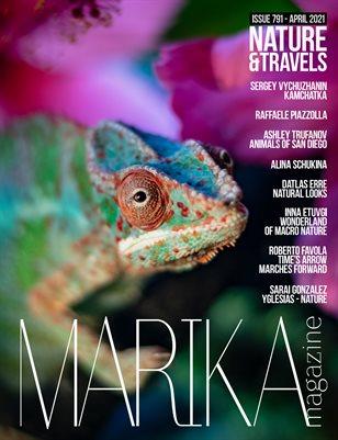 MARIKA MAGAZINE NATURE & TRAVELS (ISSUE 791 - APRIL)
