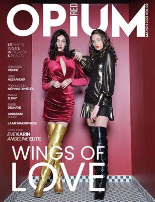 Opium Red 15 March Vol 2