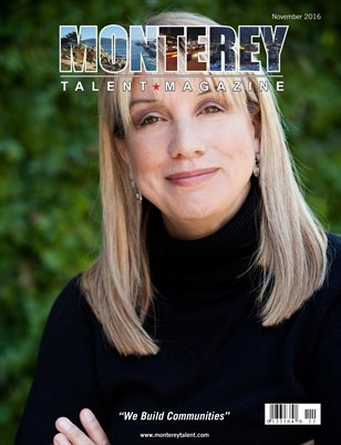 Monterey Talent Magazine November 2016 Edition