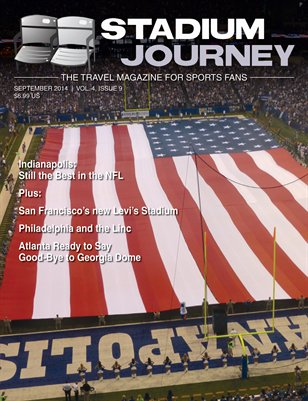 Stadium Journey Magazine Vol 4 Issue 9