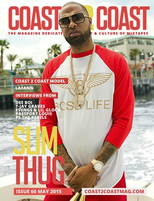 Coast 2 Coast Magazine Issue #60