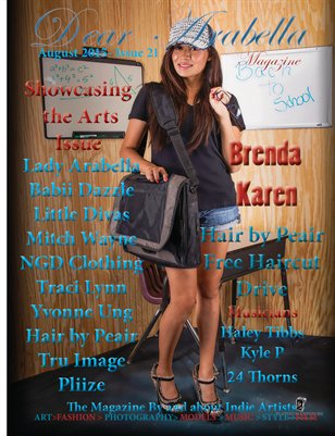 Dear Arabella Magazine August 2015