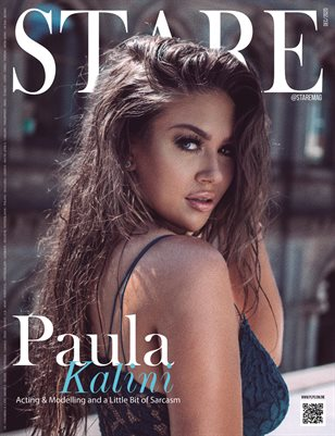 STARE Magazine - PAULA KALINI - Dec/2020 - Issue #13