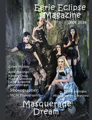 Eerie Eclipse Magazine Masquerade Dream Sept 2018