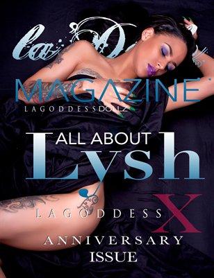 Lysh laDollz Magazine