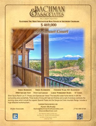 198 Sunset Court, Silver Spurs Ranch