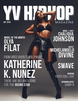 YV Hip Hop Magazine - October 2019