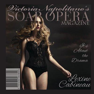 Victoria Napolitano Soap opera Maagzines