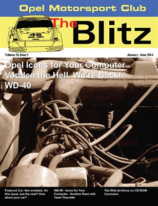 The Blitz, Jan-Jun 2014