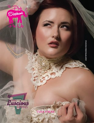 The Pink Elephant Pinup Luscious Ladies Special Edition Issue