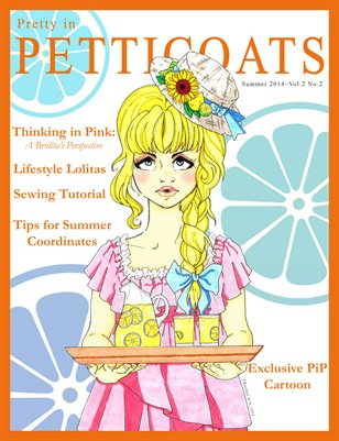Pretty in Petticoats - Volume 2 No. 2