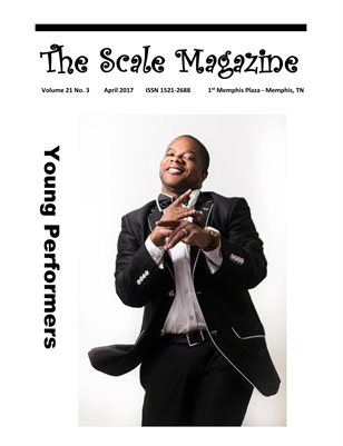 The Scale Magazine April 2017 - Young Performers