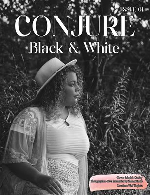 Conjure Magazine - Issue 01 | Black and White