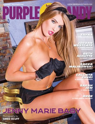 PURPLE CANDY MAGAZINE DECEMBER 2018