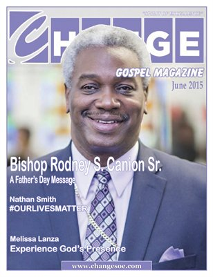 Change Online Gospel Magazine June 2015 Issue