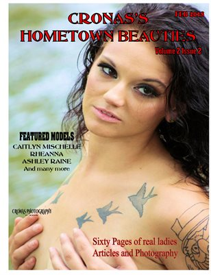 Cronas Hometown Beauties Vol. 2 Issue 2