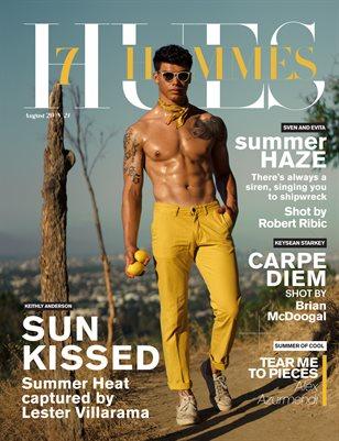7Hues Hommes N'24 – August 2020